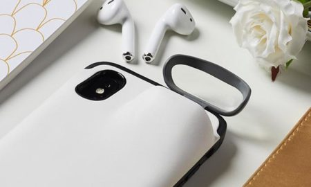 white iphone case